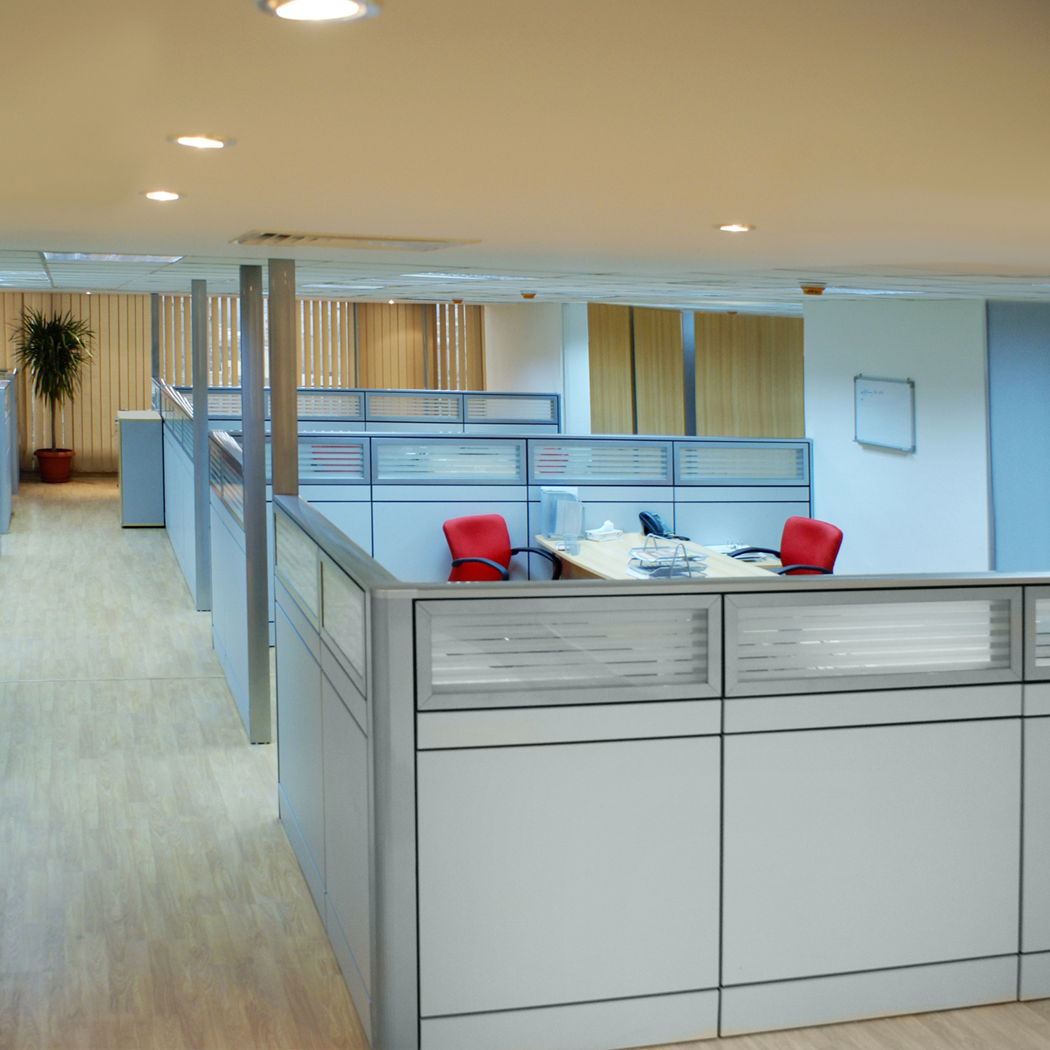 Space Link Work Station – Future Office Furniture